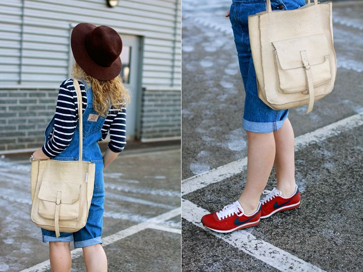 Levis dungarees, Nike shoes