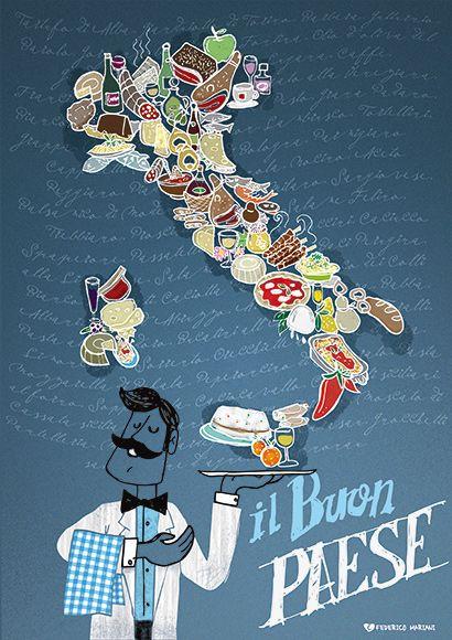 Italia Amore Mio - SAPORE DI MARE - FEDERICO MARIANI