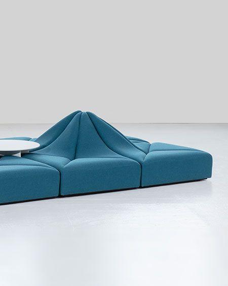 Pierre Paulin Seat In 2018 Pinterest Furniture Design And Sofa