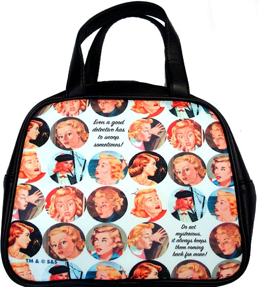 Nancy Drew Handbag.