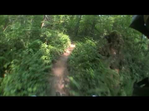 Oregon Adventures - Oakridge Oregon Mt Biking