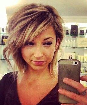 Die 19 besten Frisuren für schulterlanges Haar …, jetzt probieren!