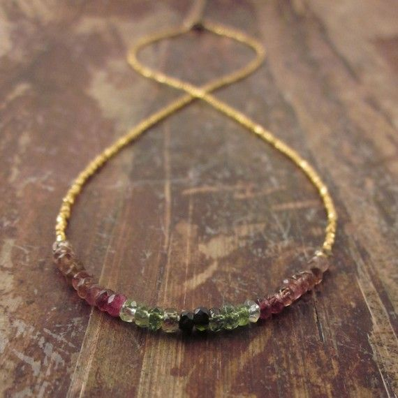 Hey, I found this really awesome Etsy listing at https://www.etsy.com/il-en/listing/64856401/watermelon-tourmaline-necklace-october