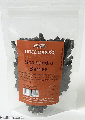 ΥΠΕΡΤΡΟΦΕΣ : Schisandra Berries bio