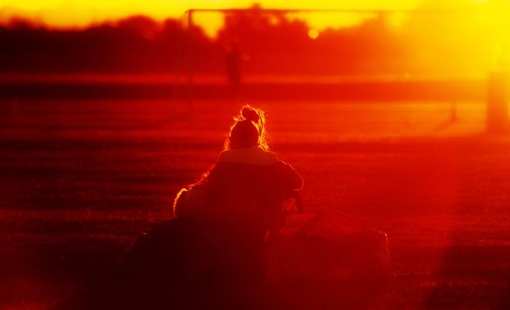 Sunset Girl    Copyright Jossie Photography | Alternative Infinity