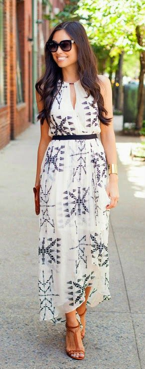 http://www.trendzystreet.com/clothing/dresses - Everyday New Fashion: Adorable Summer Maxi Dress