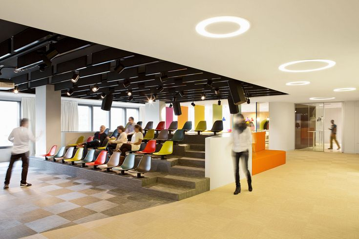 Sony Music – Madrid Offices