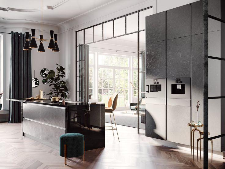 Küchen im Stil der 20er Jahre Küche&Co Deco