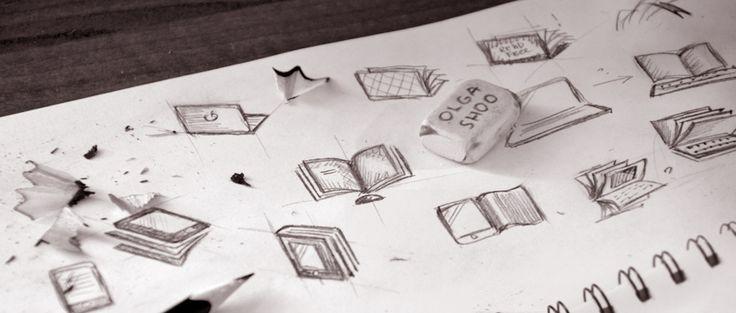 """""""Readfree"""" - логотип для популярной электронной библиотеки. Дизайнер - Ольга Шу. #логотип #книга #библиотека #ebook #book #notebook #ноутбук #reading #readfree #library #logo #лого #дизайн #design #logodesign #logotype #tailroom #inspiration"""