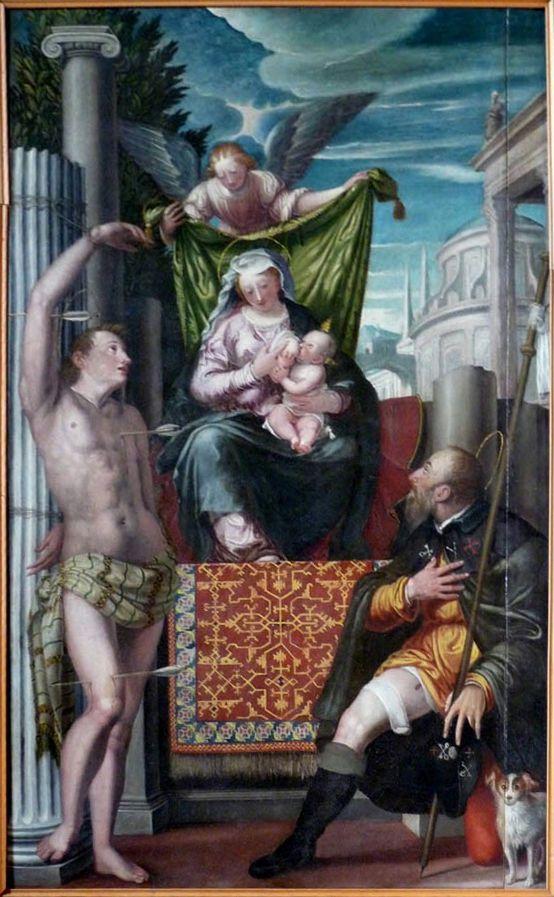 Michelangelo Aliprandi (1527-1595) | 1580