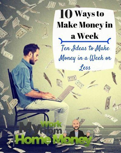 ways to make money on the side uk