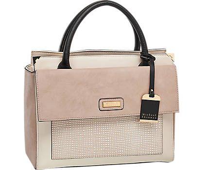 Handtasche von Michael Shannon in taupe - deichmann.com