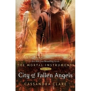 4th book of the Mortal Instruments! it drove me go crazy...... but i think you will like it :)