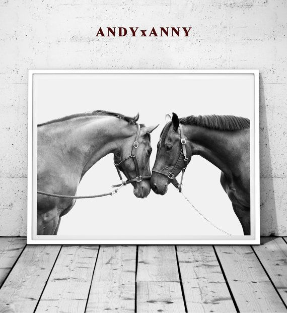 Horse Print, Horse Photo, Black and White Photography, Horse Print Wall Art, Horse Printable Art, Horses Print, Horse Wall Print, Horse Art