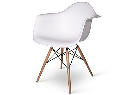 die besten 17 ideen zu schalenstuhl wei auf pinterest. Black Bedroom Furniture Sets. Home Design Ideas