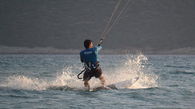 "Kites in ""Megali Ammos"" Big (Great) Sand Beach Marmari, Evoia   Flickr - Photo Sharing!"