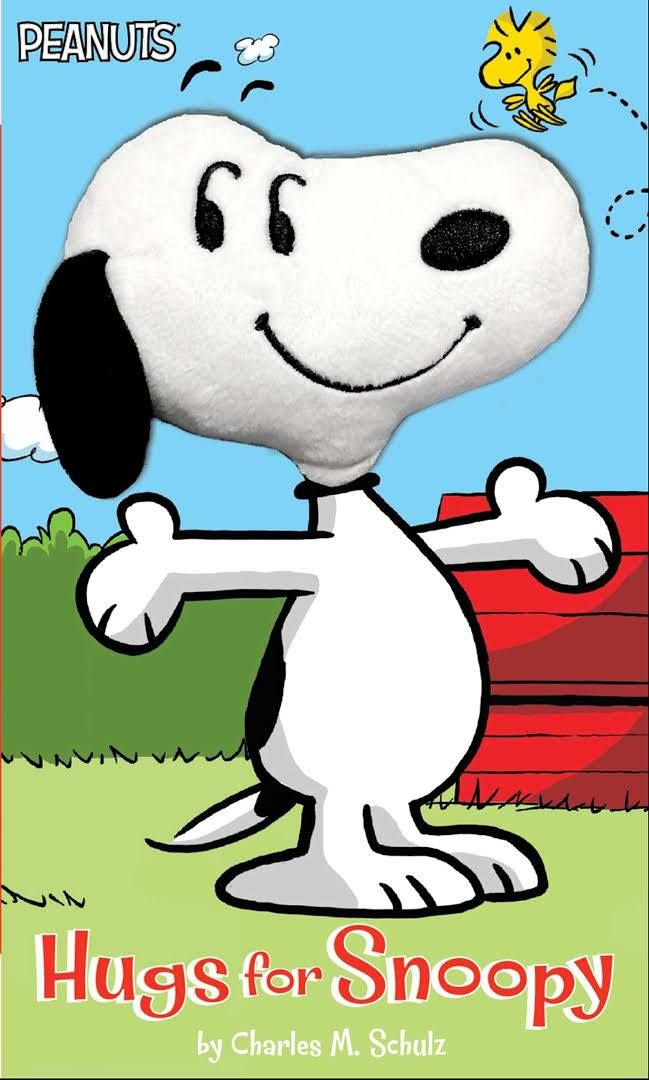 Enter to #Win Snoopy Plush Book and Peanuts Coloring Book #Snoopy #Peanuts -