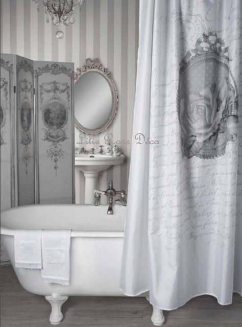 d coration salle de bain mathilde m. Black Bedroom Furniture Sets. Home Design Ideas