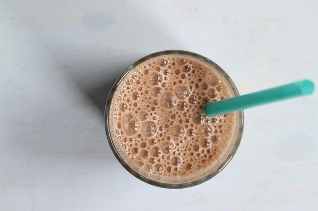 Havermout smoothie met cacao en banaan | Lekker en simpel | Bloglovin'