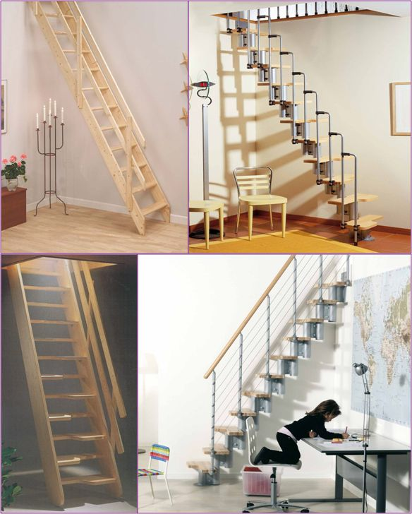 17 Best Images About Loft Stairs On Pinterest