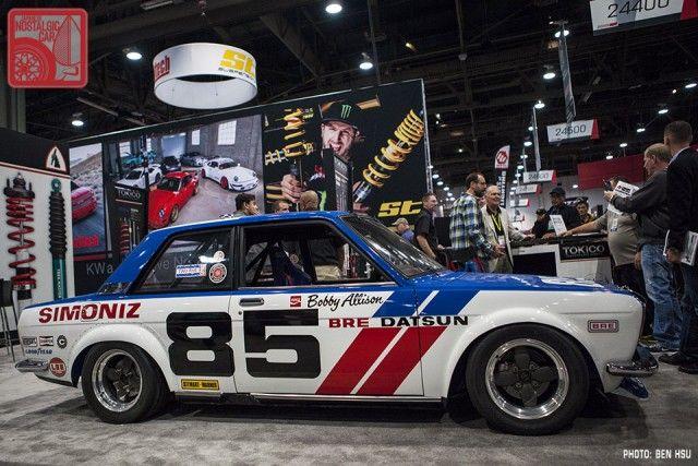 Nissan Datsun 510 BRE 01