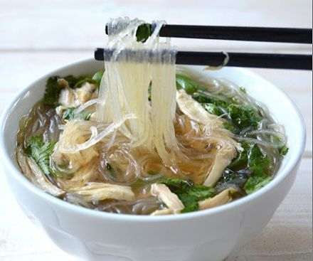 Easy Chicken Pho (Vietnamese Noodle Soup)... Happy Hour Appetizers 51 | Hampton Roads Happy Hour - g.2.5, 8.5, i.11.5