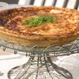 Västerbottenpaj - Recept från Mitt kök - Mitt Kök