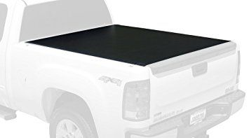 Tonno Pro LR-3080 Lo-Roll Black Roll-Up Truck Tonneau Cover Review 2017
