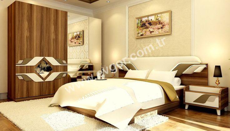 Kervan Modern Yatak Odası