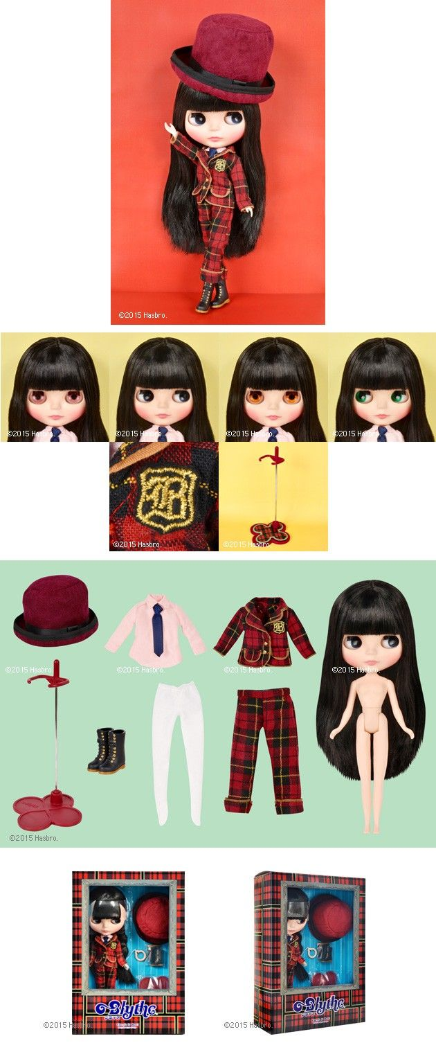 "Neo Blythe ""Check it out!"" - Neo Blythe - Blythe | Blythe, Jeffrey Fulvimari, Junie Moon character goods | Blythe, Jeffrey Fulvimari, Junie Moon character goods"