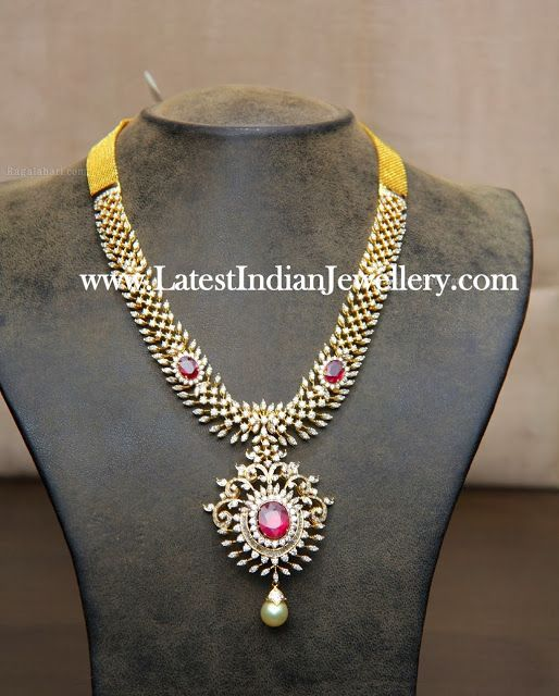 Diamond Jewellery From Hiya | Latest Indian Jewellery Designs