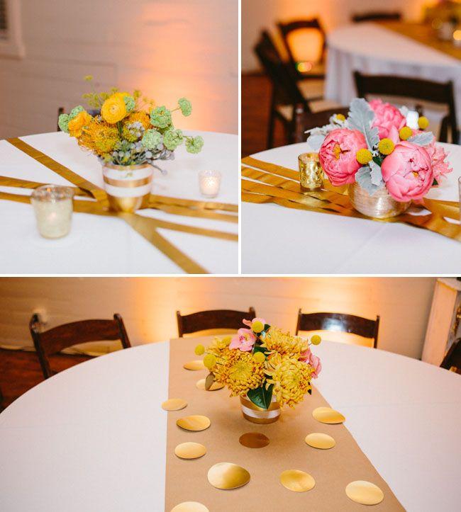 Colorful Geometric Wedding: Jennifer + Anthony   Green Wedding Shoes Wedding Blog   Wedding Trends for Stylish + Creative Brides