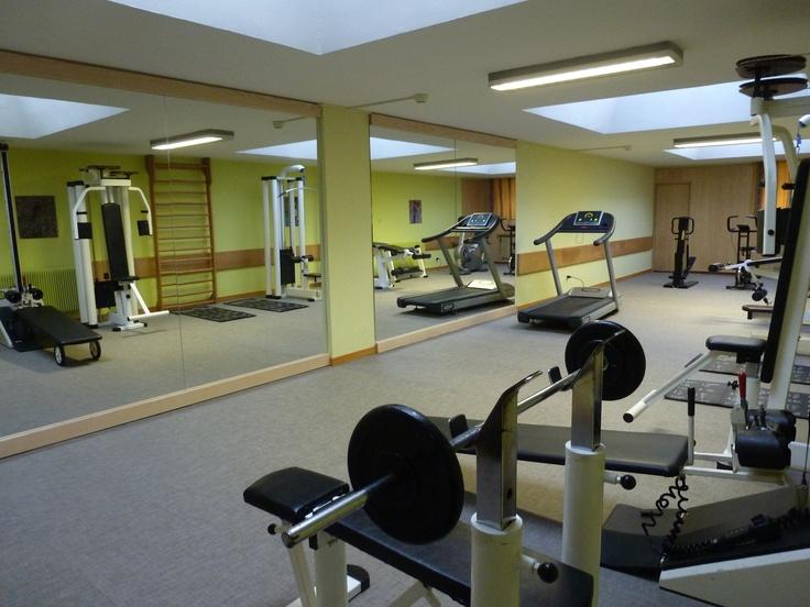 the renewed fitness centre - la palestra/centro fitness che potrete utilizzare liberamente nel vostro soggiorno presso il ResidenceHotel Ambiez a Madonna di Campiglio  http://www.residencehotel.it/strutture/residence-hotel-ambiez-madonna-di-campiglio