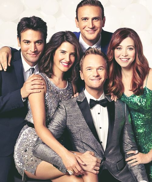 I'm going to miss these guys on Mondays :(.... How I Met Your Mother