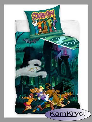 Nowa propozycja pościeli ze Scooby Doo firmy Carbotex #scoobydoo #scooby_doo #scoobydoo_bedding