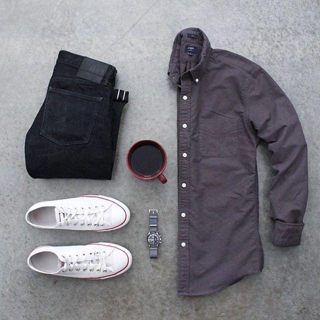 Today's combination ⬛️◻️ @awalker4715