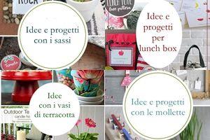 Una serie di raccolte creative a disposizine delle lettrici di Chiara Consiglia