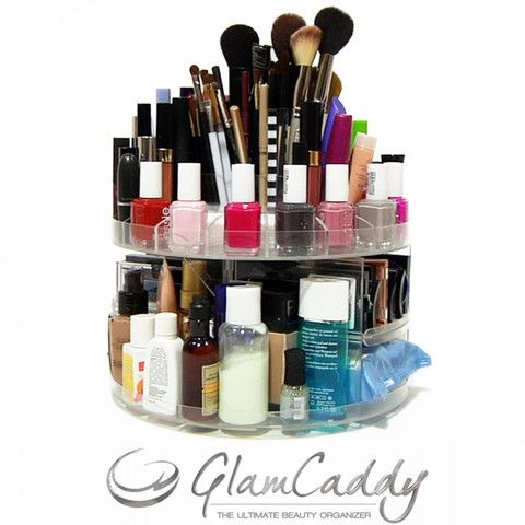 Glam Caddy Cosmetic Stand