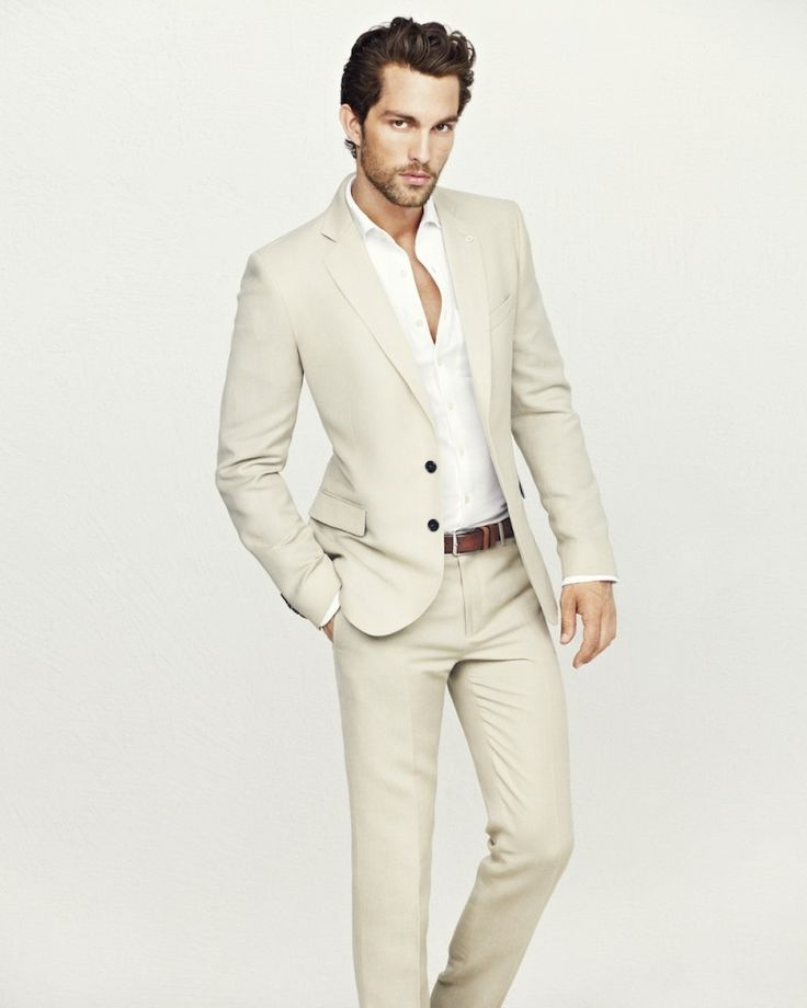 17 Best ideas about Summer Suits on Pinterest | Mens suits style ...