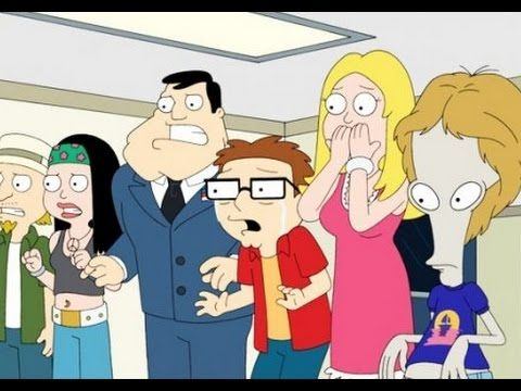 American Dad Full Episodes Season 11 Episode 1,2,3 - Animated Comedy Series