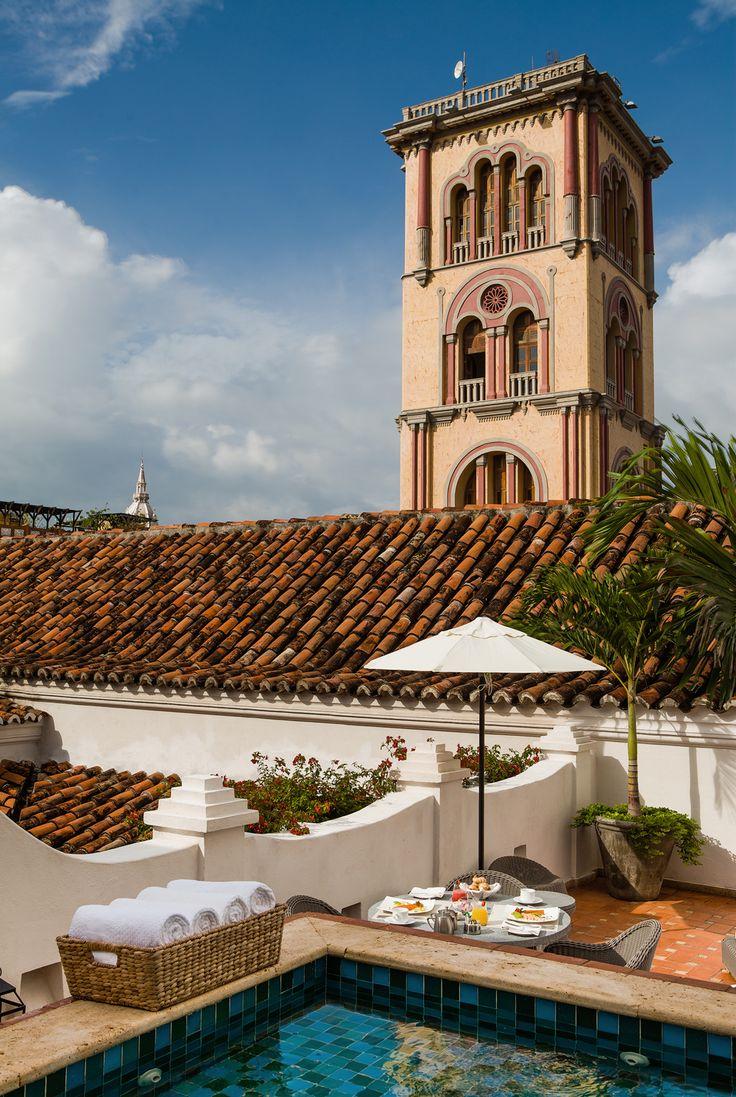 Hotel Casa San Agustín - Cartagena de Índias (Colombia)