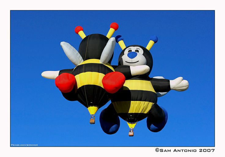 bumble bee balloon coloring pages - photo#32