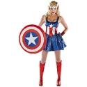 Mrs. Captain America: Halloween Costumes, Cosplay Costumes, Halloween Ideas