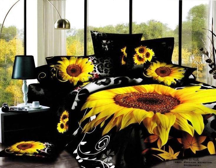 Luxury-3d-golden-sunflower-black-font-b-background-b-font-comforter-bedding-set-queen-size-4pc.jpg (733×570)