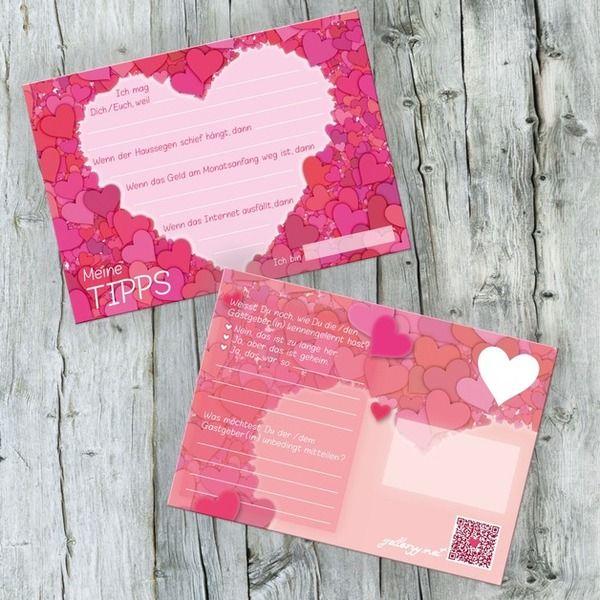 52 Postkarten - Hochzeit 52 Wochen - Tipps Karten von galleryy GmbH auf DaWanda.com