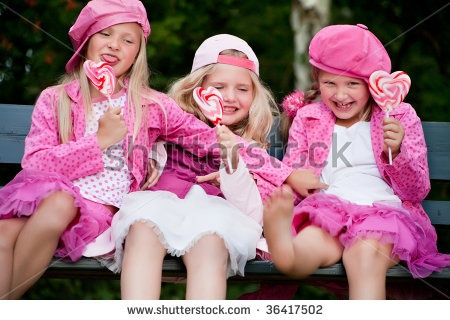 ryjy: Pinkkk 88, Pink Polka Dots, Colors Dresses, Things Pink, Pink Colorsofsumm, Things Nice, Petite Fashionista, Pink Clothing, Happy Children