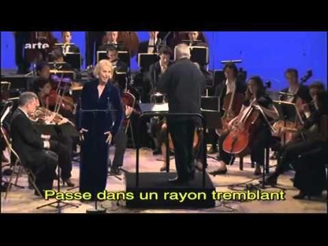 5. Au cimetière - Clair de lune - Les nuits d'été (Berlioz) - Anne Sofie von Otter - YouTube