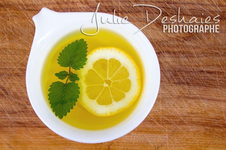 L'herbe Mélisse citronnée en tisanne ! #melisse #lemonbalm #lemon #citron #tisanne #tisane #santé