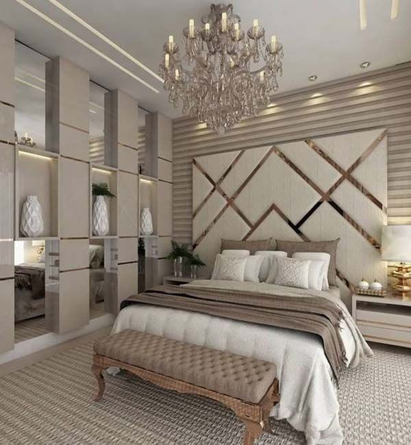 Discover The Best Lighting Selection For Your Next Bedroom Interior Design Proje Luxurious Bedrooms Luxury Bedroom Master Master Bedrooms Decor