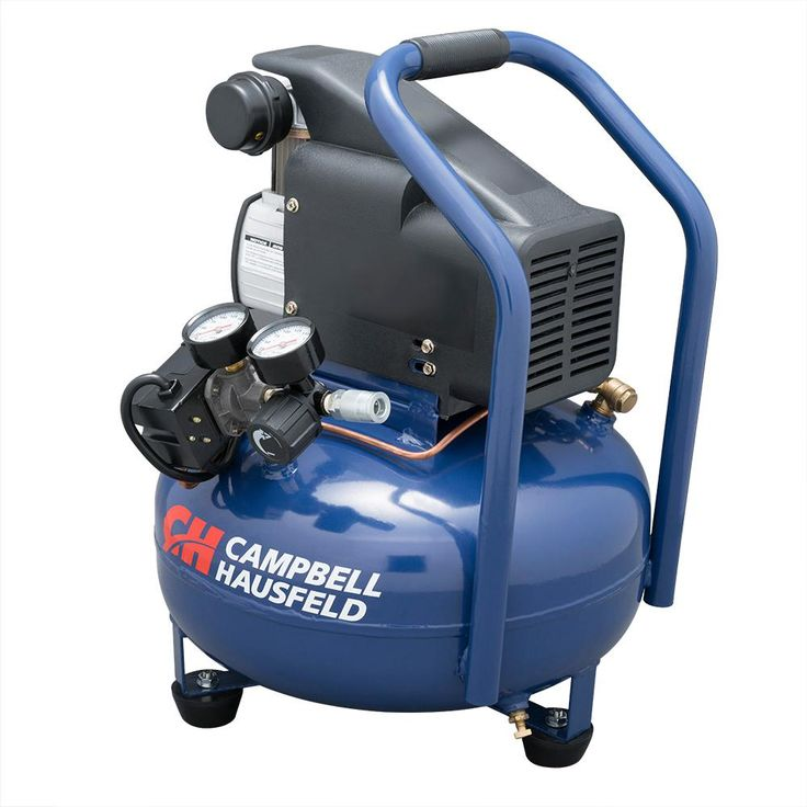 6 Gal. Portable Pancake Electric Air Compressor
